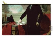 George Washington Carry-all Pouch by Gilbert Stuart