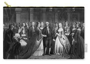 George Washington's Reception At White House - 1776  Carry-all Pouch