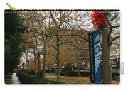 Georgetown Law Holiday Carry-all Pouch