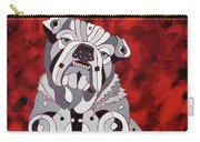 Georgia Bull Dog Carry-all Pouch