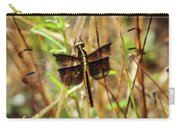 Georgia On My Mind Ray Charles Dragonfly Art Carry-all Pouch