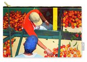 Georgia Peaches Carry-all Pouch