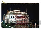 Georgia Queen Riverboat On The Savannah Riverfront Carry-all Pouch