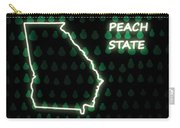 Georgia - The Peach State Carry-all Pouch