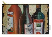 Georgian Wine Fresco Carry-all Pouch