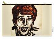 Georgie Fame Portrait Carry-all Pouch