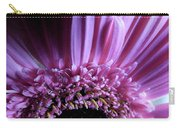 Gerber Daisy Watercolor Carry-all Pouch