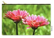 Gerbera Daisies To Brighten Your Day Carry-all Pouch
