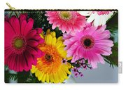 Gerbera Daisy Bouquet Carry-all Pouch