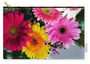 Gerbera Daisy Bouquet Carry-all Pouch