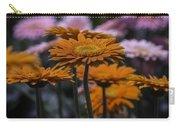 Gerbera Daisy Garden Carry-all Pouch