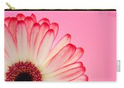 Gerbera Pink Carry-all Pouch