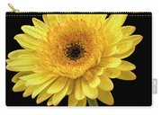 Gerbera Portrait Carry-all Pouch