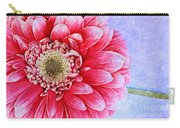 Gerbera Texture Carry-all Pouch