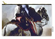 Gericault: Trumpeter, 1814 Carry-all Pouch