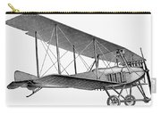 German Airplane, 1913 Carry-all Pouch