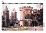 German Gate In Metz 1955 Carry-all Pouch