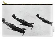 German Messerschmitt Fighter Planes. For Licensing Requests Visit Granger.com Carry-all Pouch by Granger