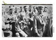 German Prisoners Of War Carry-all Pouch
