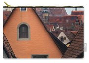 German Rooftops Carry-all Pouch