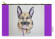 German Shephard Carry-all Pouch