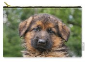 German Shepherd Puppy II Carry-all Pouch
