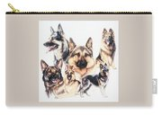 German Shepherds Carry-all Pouch