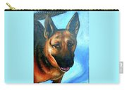 German Sheppard  Carry-all Pouch