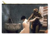 Gerome: The Bath, 1880 Carry-all Pouch by Granger