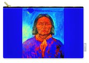 Geromino - Chiricahua Apache Leader Carry-all Pouch