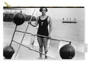 Gertrude Ederle (1906-2003) Carry-all Pouch