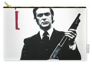 Get Carter 2013 Carry-all Pouch by Luis Ludzska