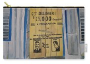 Get Dillinger Carry-all Pouch