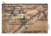 Get Perspective Quote Carry-all Pouch