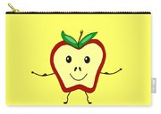 Get Physical Apple - Health Carry-all Pouch
