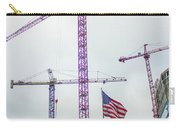 Getter Done Tower Crane Construction Art Carry-all Pouch