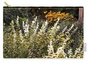Lost In The Flower Garden Carry-all Pouch