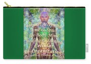 Getting Super Chart For Affirmation Visualization V3u Carry-all Pouch