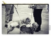 Getting To Know You - Puppies On Parade Carry-all Pouch