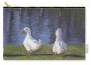 Getting Your Ducks In A Row Carry-all Pouch