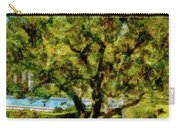 Getty Villa Landscape Carry-all Pouch