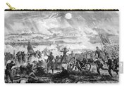 Gettysburg Battle Scene Carry-all Pouch by War Is Hell Store