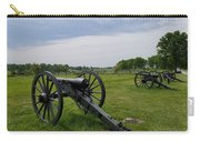Gettysburg Battlefield Cannons Carry-all Pouch
