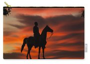 Gettysburg - Gen. Meade At First Light Carry-all Pouch