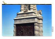 Gettysburg National Park 6th New York Cavalry Memorial Carry-all Pouch