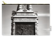 Gettysburg National Park 6th New York Cavalry Monument Carry-all Pouch
