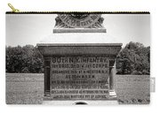 Gettysburg National Park 80th New York Infantry Militia Monument Carry-all Pouch