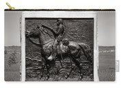 Gettysburg National Park 9th New York Cavalry Monument Carry-all Pouch