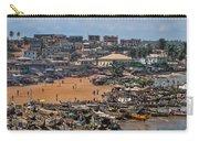 Ghana Africa Carry-all Pouch