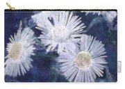 Ghost Flowers Carry-all Pouch